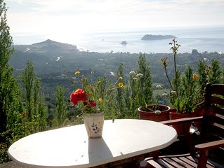 Villa Petri - A beautiful traditional house with a breath-taking view!