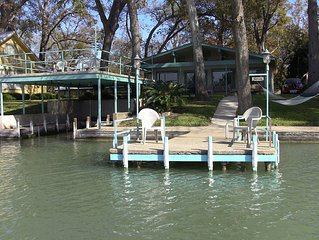 Lake House On The Guadalupe River