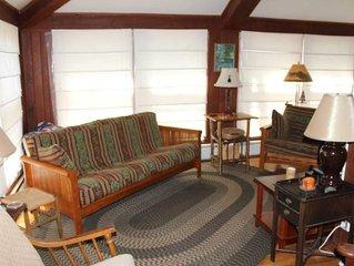 Tripp Lake Beautiful  4 Season Adirondack Condo Close To Skiing And Lake George