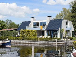 AMSTERDAM LEISURE LAKES :::/ Semi-detached Sleeps 8