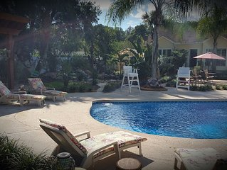 Beautiful  2 BR Saint Johns Minutes North Of St Augustine!