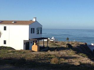 Guarded New Spanish Oceanside Romantic House