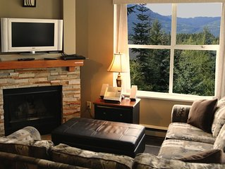 2 Bedroom + Loft Whistler Condo At Affordable Rates!