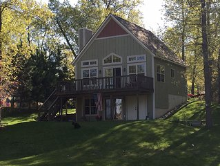 Big Star Lake Cottage Centrally Located In Manistee National Forest