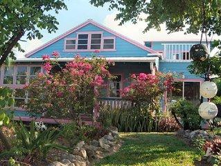 Blue Coral Landing 3 Bedroom 3 Bath w/ Dock Guana Cay Abaco Bahamas - Free WiF