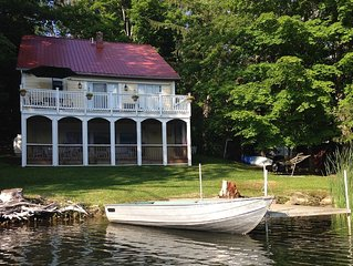 Beautiful Lakeside Home In The North Adams/Williamstown Area