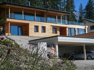 A luxury, concept lodge in Austria's Dachstein Mountain region