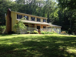 Charming and Private Rental Home- 10 Minutes To West Point/ 50 miles to NYC
