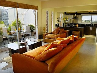 Beautiful Penthouse in the Heart of Las Canitas, Palermo