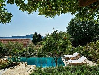 Unesco Arboretum Villa Lemonia With Private Pool