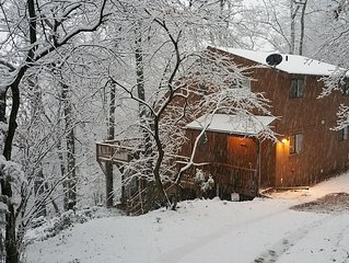 Great Shenandoah cabin near Bryce Resort