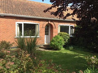 Charming family-friendly 3 bed bungalow in Norwich, Norfolk