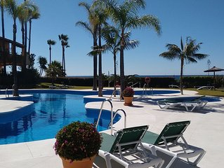 Lovely Townhouse by the sea in Estepona