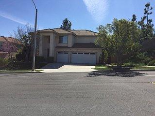Large Beautiful Home Near all Orange County/San Diego