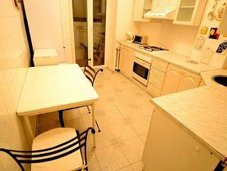 Wonderful spacious1 bedroom apartment located in