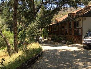 Fabulous Ranch House in Beautiful Monte Nido   Over Malibu Canyon