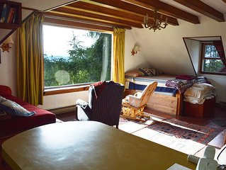 Guest House w Mtn Views, nr swimming, Bread & Puppet, Craftsbury, Kingdom Trails
