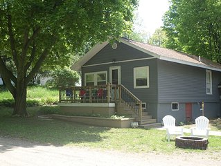 2 Bedroom Vacation Home - Walking Distance To Lake Michigan Beach
