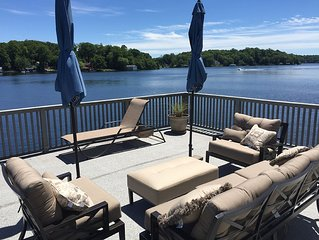 Leisure Lake Lodge - The Premier Vacation Rental On Lake Hopatcong!