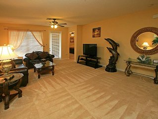 Universal,Disney,ConventionCenter,Luxurious 5*Executive 3Br Villa Vista Cay/Pool