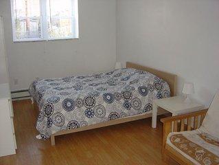 Three Bedroom NY Private Apartment