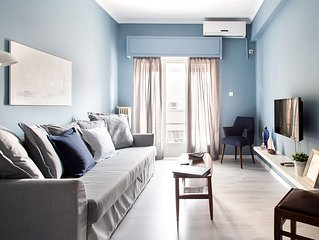 Stylish Syntagma Apt-Walk To Everywhere
