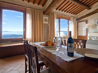 Superior 2 Bedrooms apartments in a farmhouse,with Pool,WiFi,A/C. Close Florence