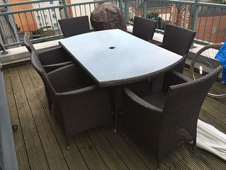 Roof Terrace Private Room, Free Wifi, Central, Lo