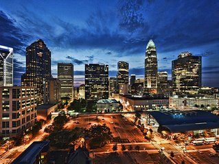 Luxury Condo In Heart Of Charlotte!