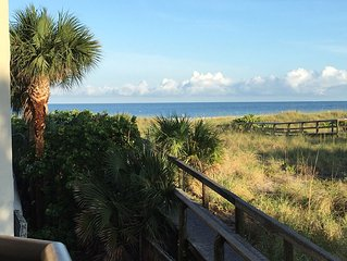 Outstanding Location!! Right on the Beach, 1 Bed, 2 Bath Condo, Gulf Strand #203
