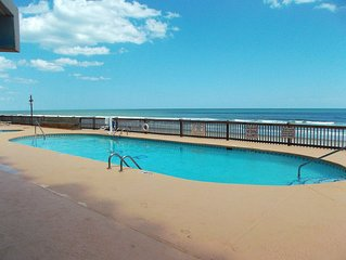 Royal Gardens Ocean Front 2 Bedroom 2 Bath Garden City Condo