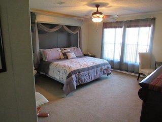 Beautiful 3 Bedroom 2 Full Bath Home On 1.25 Acre Park Setting!