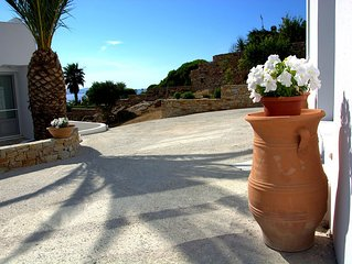 Villa Sofia, The Best Ocean View Of Naxos Is Here