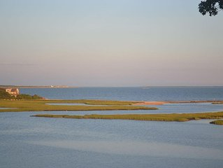 Ocean Front 3 Bedroom House in Chatham Cape Cod with great sunset views.