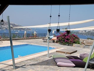 Villa Bodrum With Seaview and Private Pool