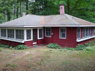Charming Camp Rental in Lake Luzerne, NY
