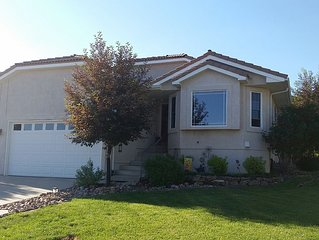 Air Force Academy/Gleneagle Northgate location spacious ranch home.