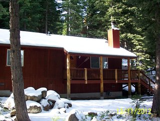 Tahoe Mountain Charm- Spacious level 2 Bedrooms