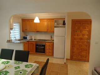 Central located 2bdr (6pers), modern apartment + P