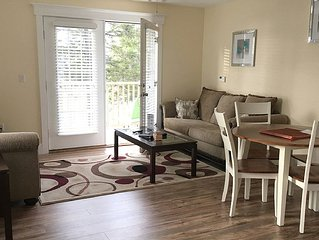 Perfect Maine Hideaway Suite with Spectacular Waterview to retreat and recharge