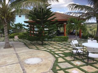 A beautiful Villa  just outside of Santiago De Los Caballeros Dominican Republic