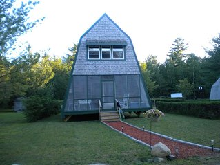 Belgrade Maine Cabin Rental