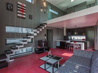 Athina Art Apartment I Gazi Area