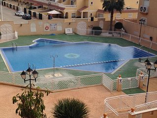 Apartment for 4/6 persons Beach San Pedro del Pin
