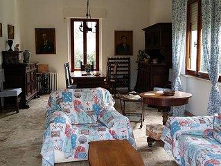 Casa al mare a Castiglioncello zona residenziale 5 minuti a piedi dal mare