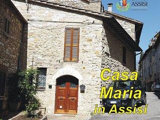 Casa Maria nelle mura di Assisi