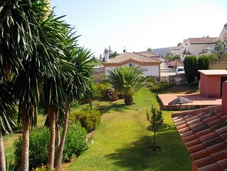 Magnificent duplex in Manilva (Málaga) with pool and 300m from the beach.
