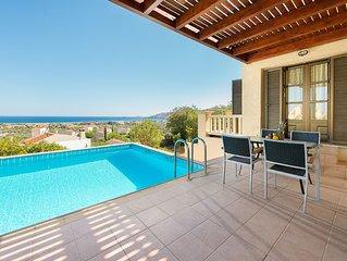 Aegean Blue Villas - Daphne Villa