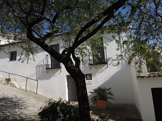 Village House Near Ronda, Andalucia with Stunning Mountain Views