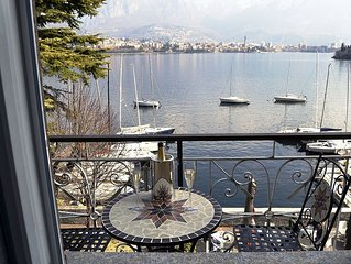 COMO LAKE HOLIDAY APARTMENT - AMAZING LAKE VIEW